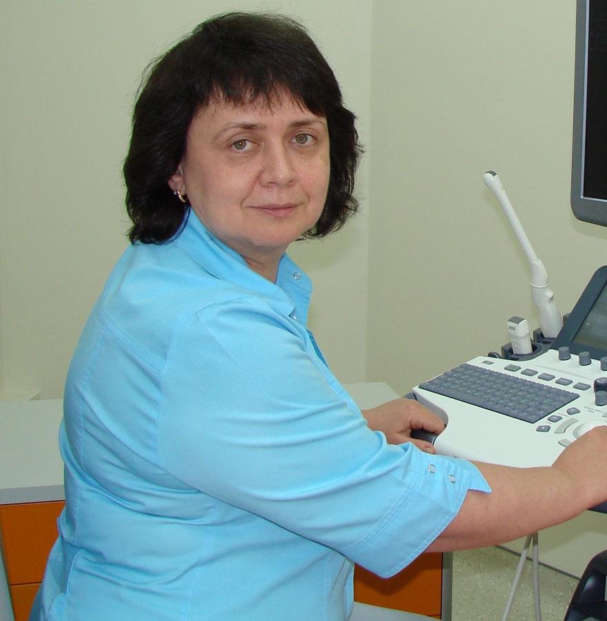 Бандура Елена Викторовна