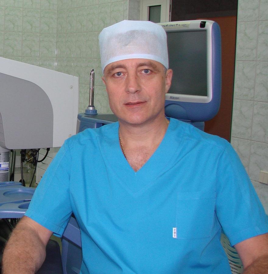 Бандура Юрий Александрович