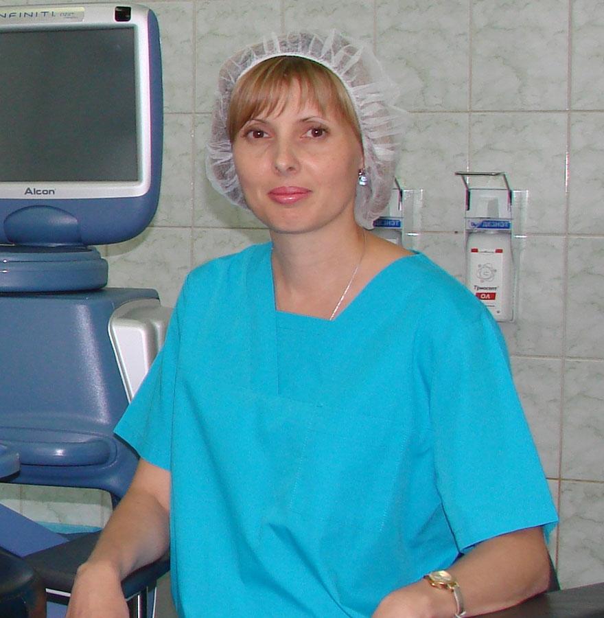 Нечкина Юлия Владимировна