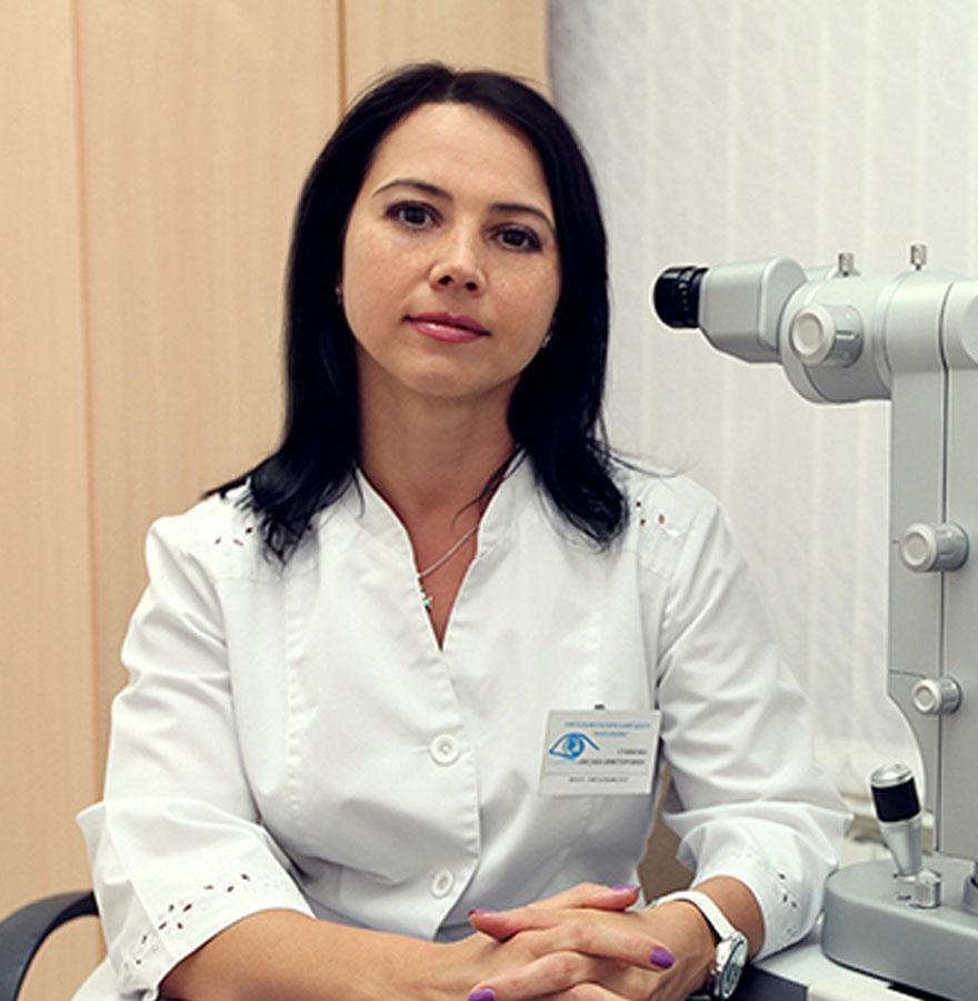 Сушкова Оксана Викторовна