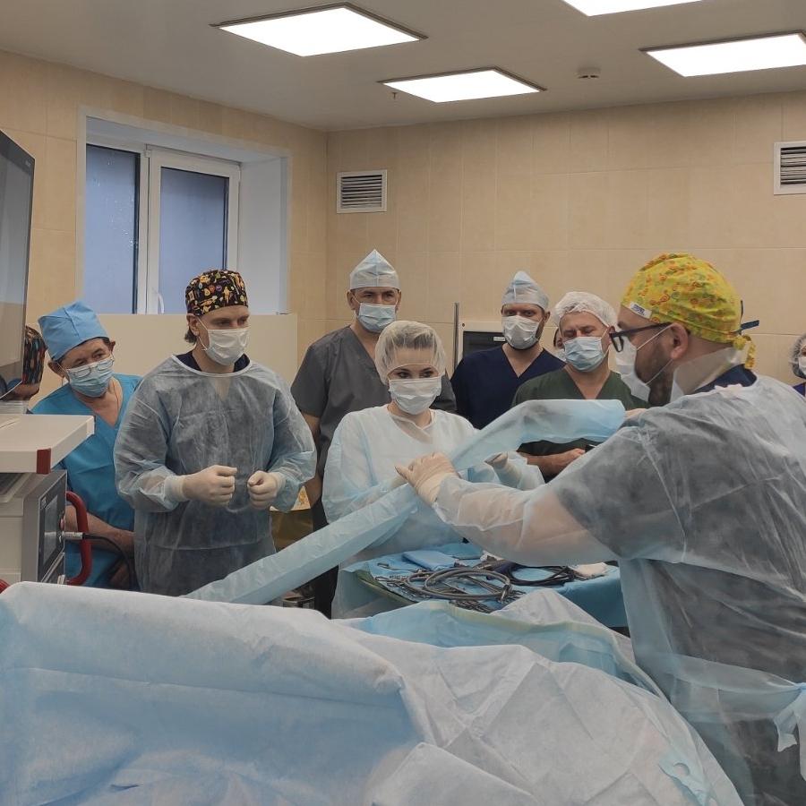 Обучающий мастер-класс для врачей травматологов-ортопедов «Эндоскопическая пластика передней крестообразной связки»